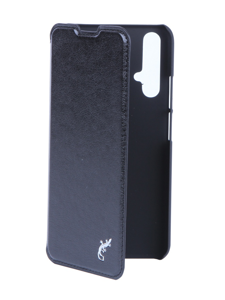 Купить Аксессуар Чехол G-Case для Huawei Honor 20 Slim Premium Black GG-1126