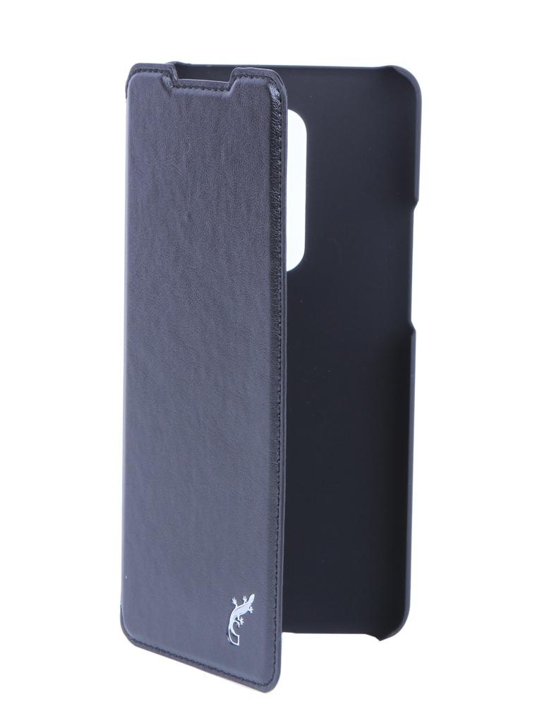 Купить Аксессуар Чехол G-Case для ASUS ZenFone 6 ZS630KL Slim Premium Black GG-1122