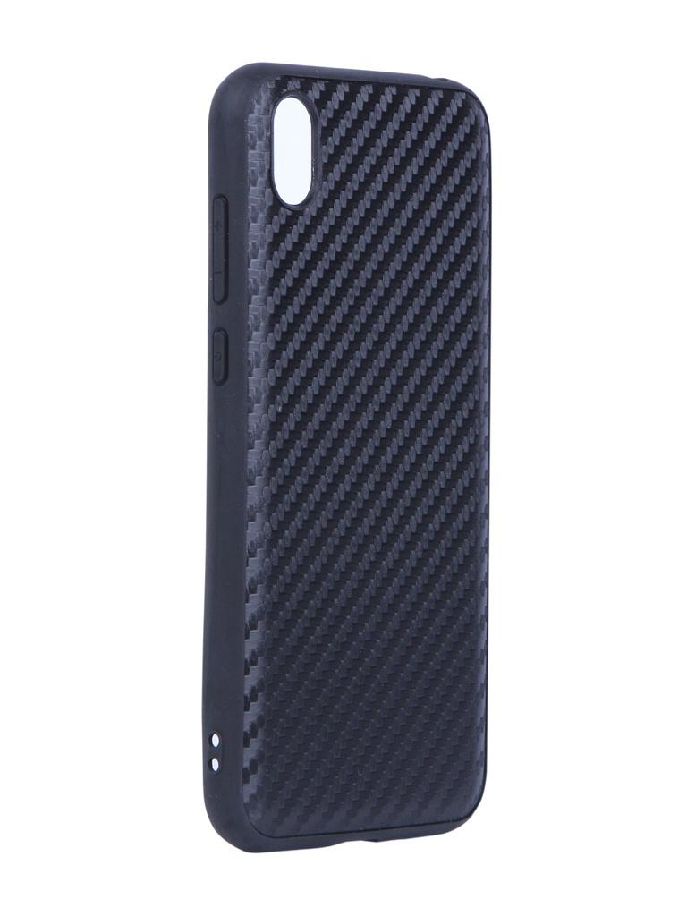 Чехол G-Case для Huawei Y5 2019 / Honor 8S Carbon Black GG-1118