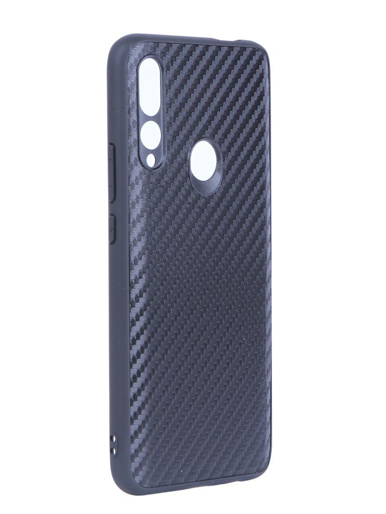 Купить Аксессуар Чехол G-Case для Huawei P Smart Z Carbon Black GG-1120
