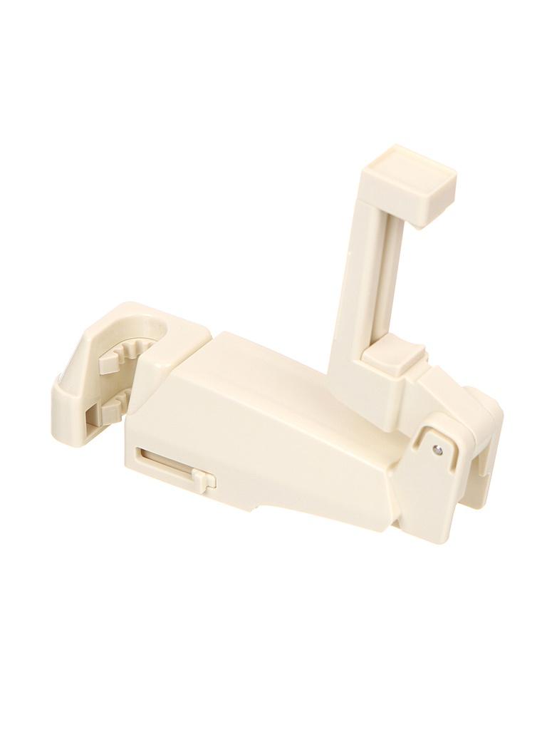 Купить Держатель Baseus Backseat Vehicle Phone Holder Hook Khaki SUHZ-A11
