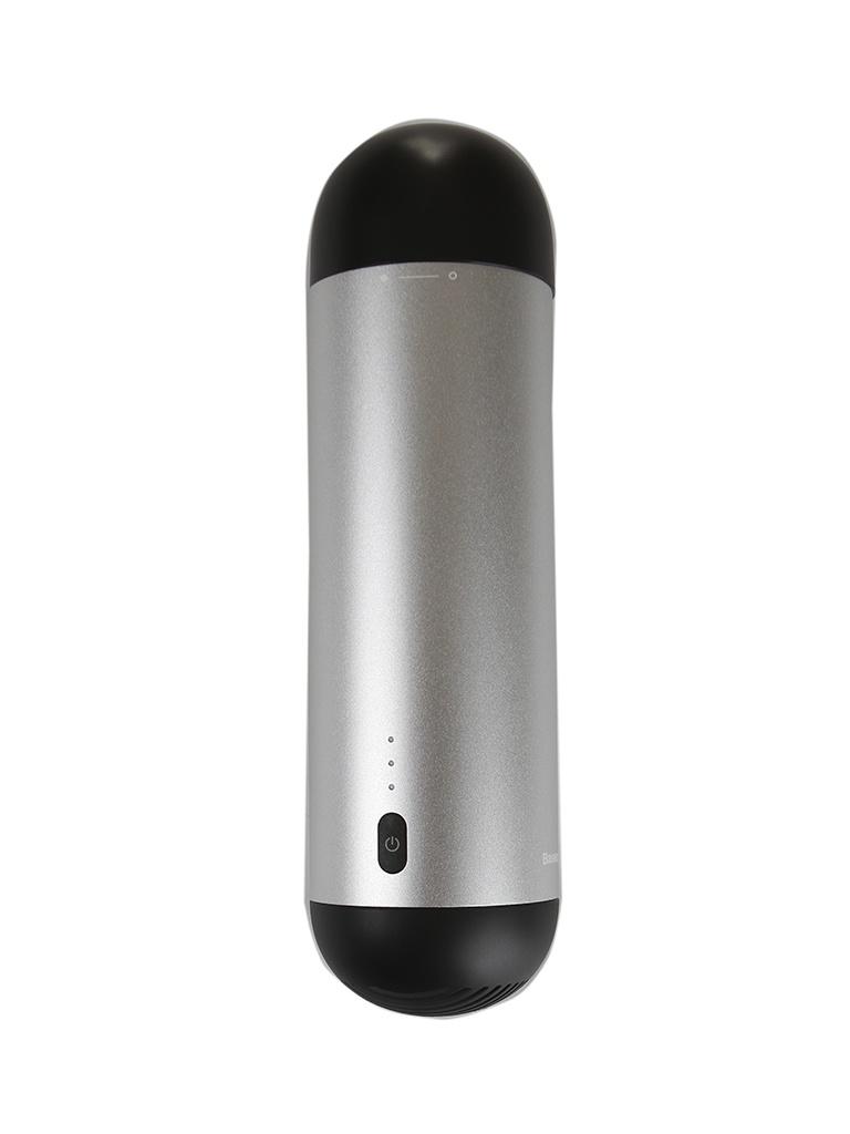 Пылесос Baseus Capsule Cordless Vacuum Cleaner Silver CRXCQ01-0S