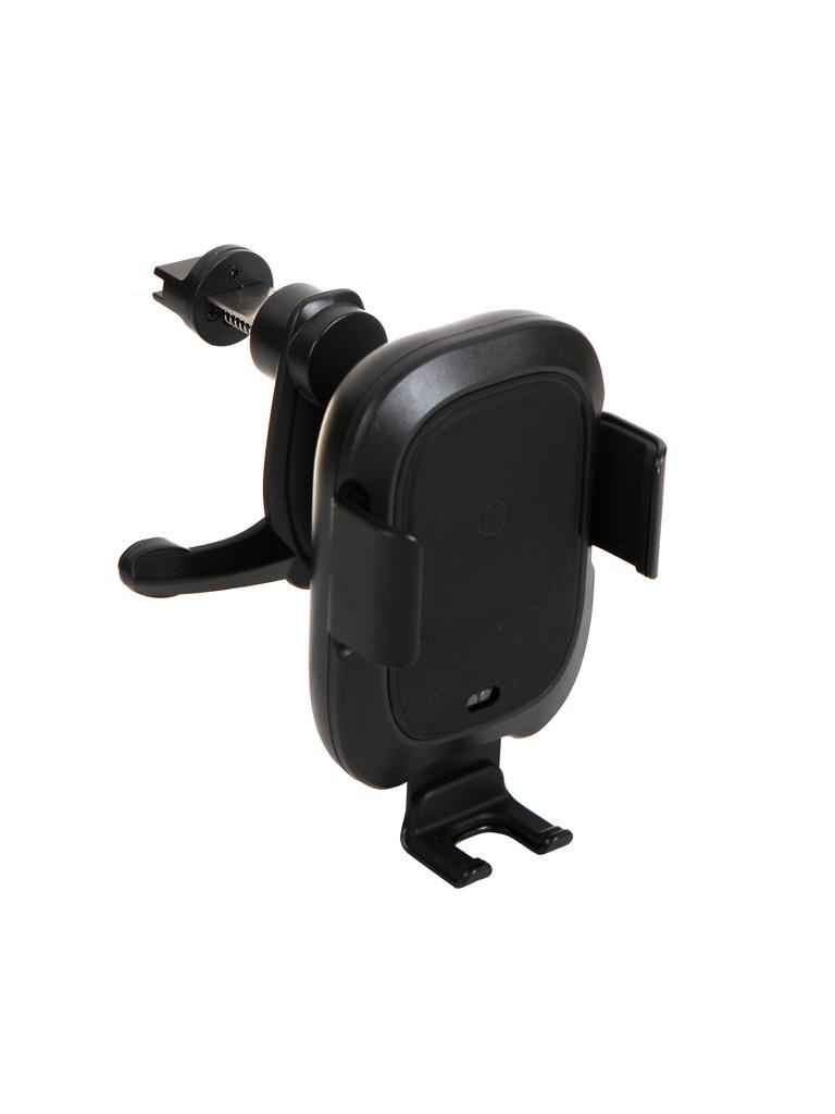 Купить Держатель Baseus Smart Vehicle Bracket Wireless Charger Black WXZN-01