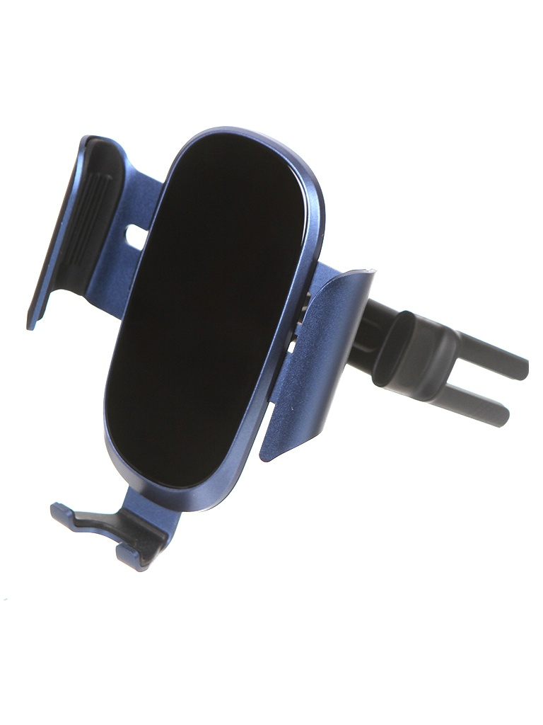 Держатель Baseus Future Gravity Vehicle-Mounted Holder Applicable to Round Air Outlet Blue SUYL-BWL03