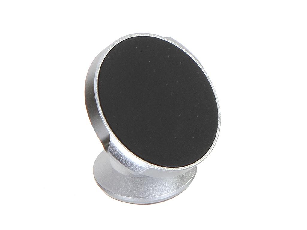 Держатель Baseus Small Ears Series Magnetic Bracket Vertical Type Silver SUER-B0S