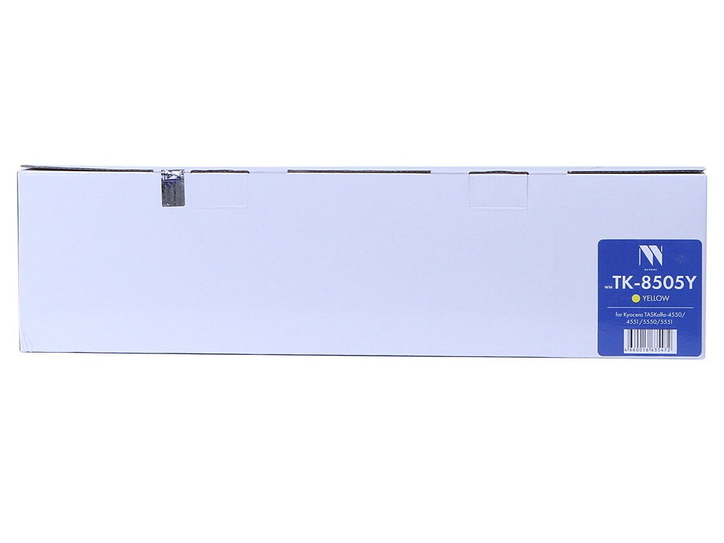 Картридж NV Print NV-TK8505Y Yellow для TASKalfa -4550/4551/5550/5551
