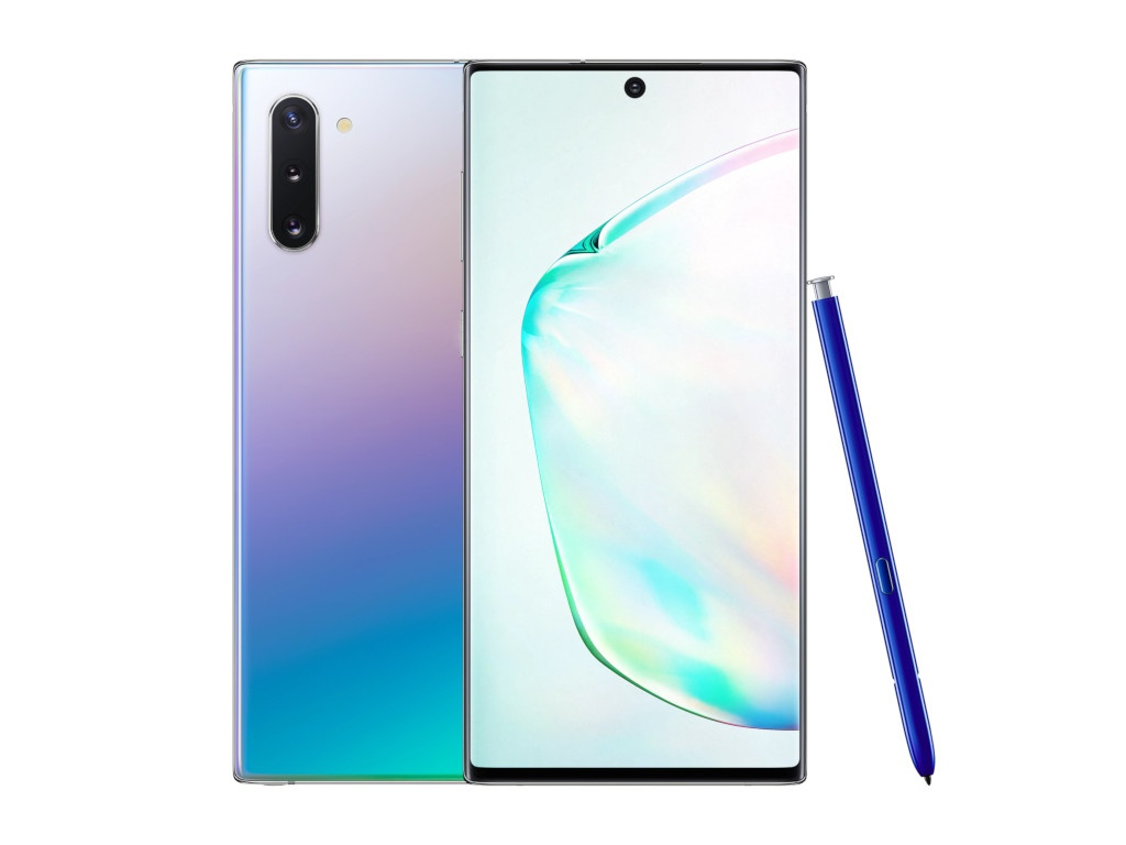Купить Сотовый телефон Samsung SM-N970F Galaxy Note 10 8Gb RAM 256Gb Aura Glow, Вьетнам