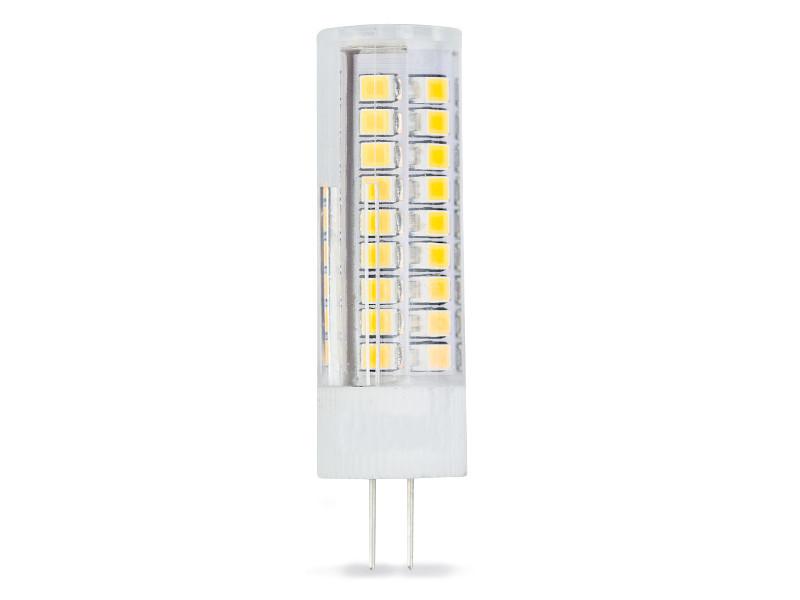 Лампочка In Home LED-JC-VC G4 5W 12V 3000K 450Lm 4690612019840 лампочка in home led jc vc g4 3w 12v 4000k 270lm 4690612019796