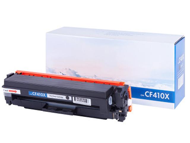 Картридж NV Print CF410X Black для HP