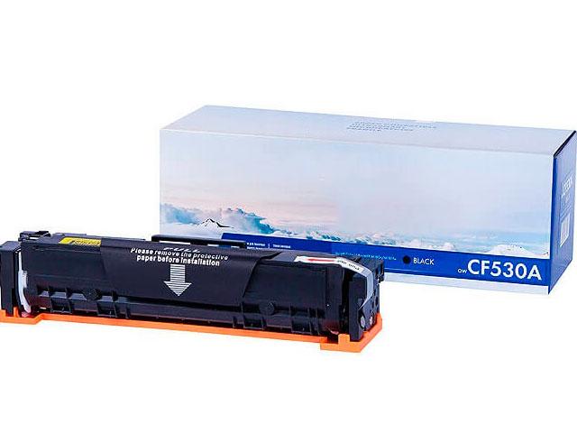 Картридж NV Print CF530A Black для HP Color LaserJet Pro M180n/M181fw