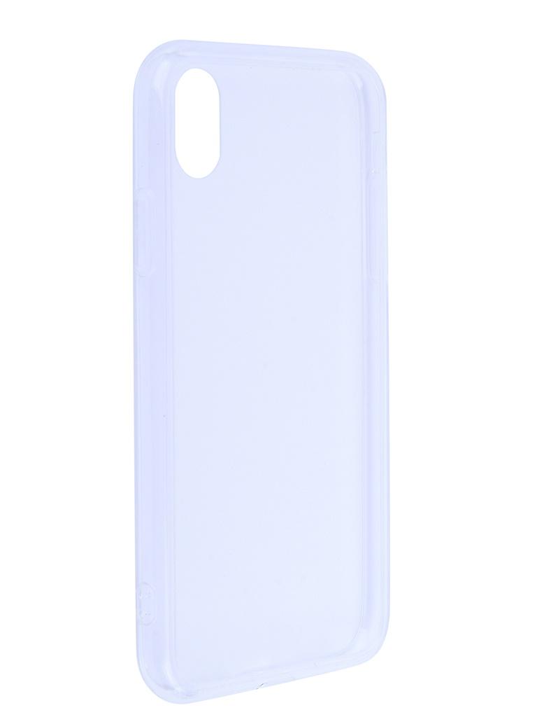 Купить Аксессуар Чехол Liberty Project для APPLE iPhone Xr Glass Case Transparent-Transparent Frame 0L-00042113