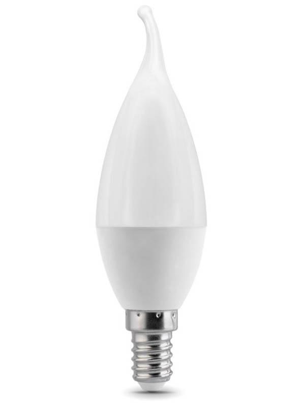 Купить Лампочка Gauss E14 Свеча на ветру 6.5W 520Lm 3000K 104101107