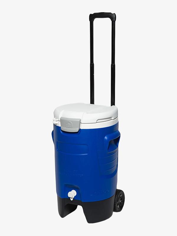 Термоконтейнер Igloo 5 Gal Roller Blue 00042115