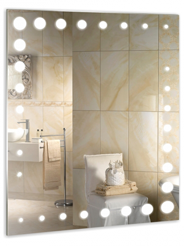 Зеркало Mixline Шанель 600x800mm LED Backlight 525406