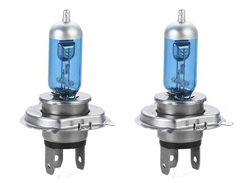 Лампа AVS Atlas H4 12V 60/55W 5000К (2 штуки) A78569S
