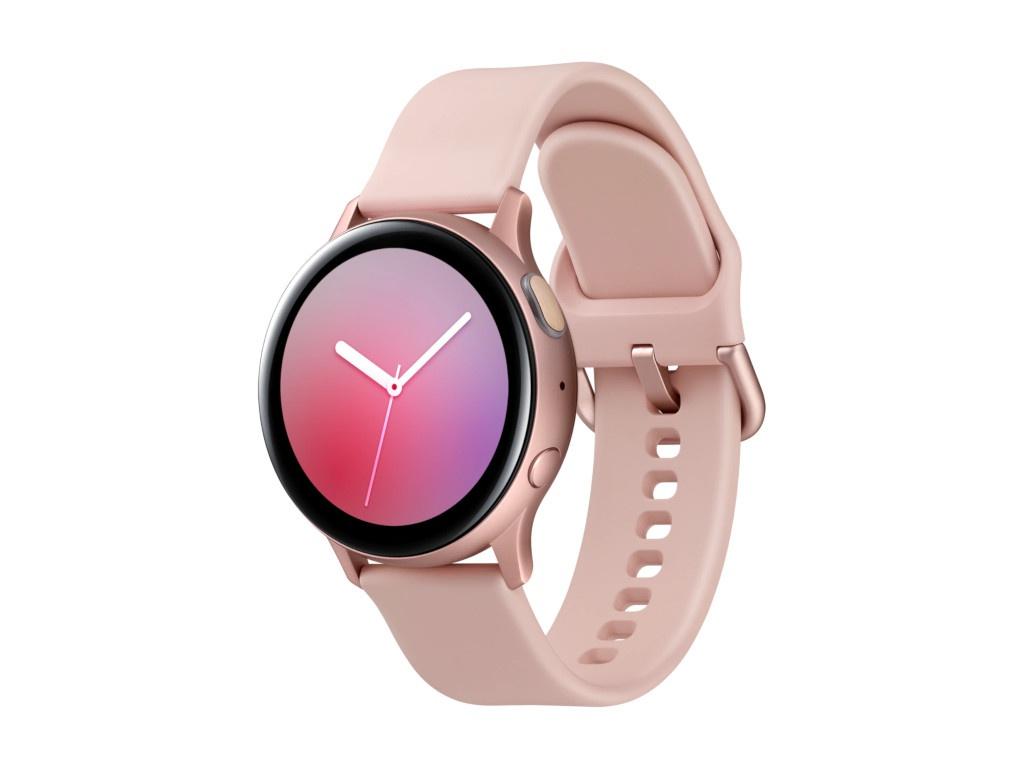 Умные часы Samsung Galaxy Watch Active2 алюминий 40 мм Gold SM-R830NZDASER умные часы samsung galaxy watch 46 мм серебристый