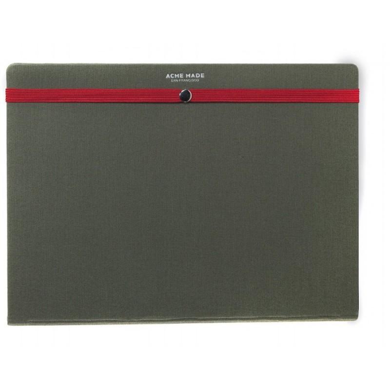 Аксессуар Чехол Acme Made Hardback Folio Olive 78817