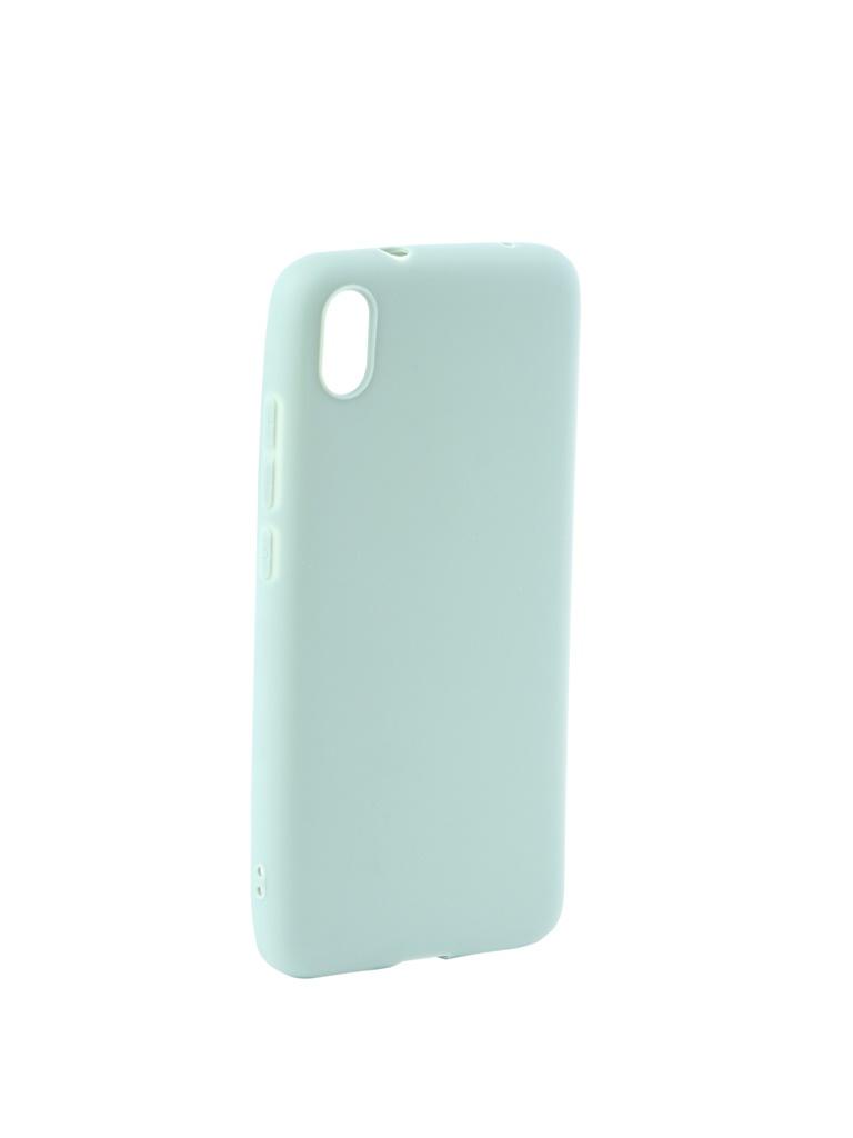 Купить Аксессуар Чехол Zibelino для Xiaomi Redmi 7A 2019 Soft Matte Olive ZSM-XIA-7A-OLV