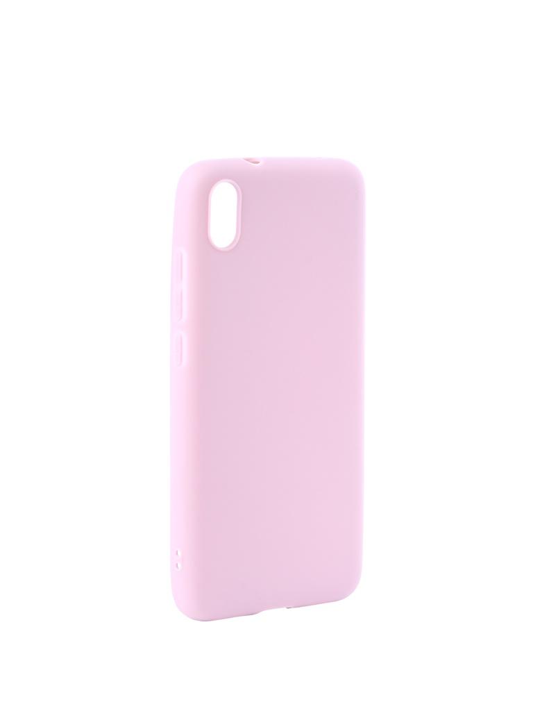 Купить Аксессуар Чехол Zibelino для Xiaomi Redmi 7A 2019 Soft Matte Dusty Rose ZSM-XIA-7A-DRS