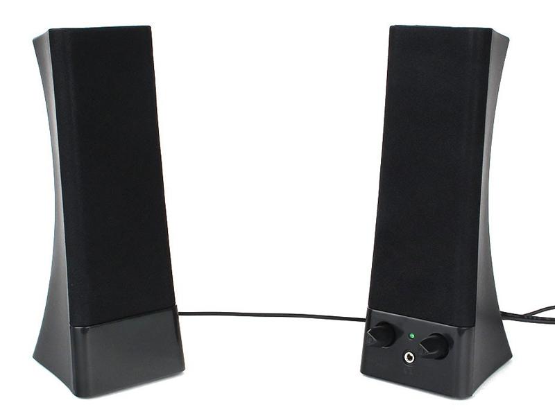 Колонка Gembird SPK-500 2.0 Black