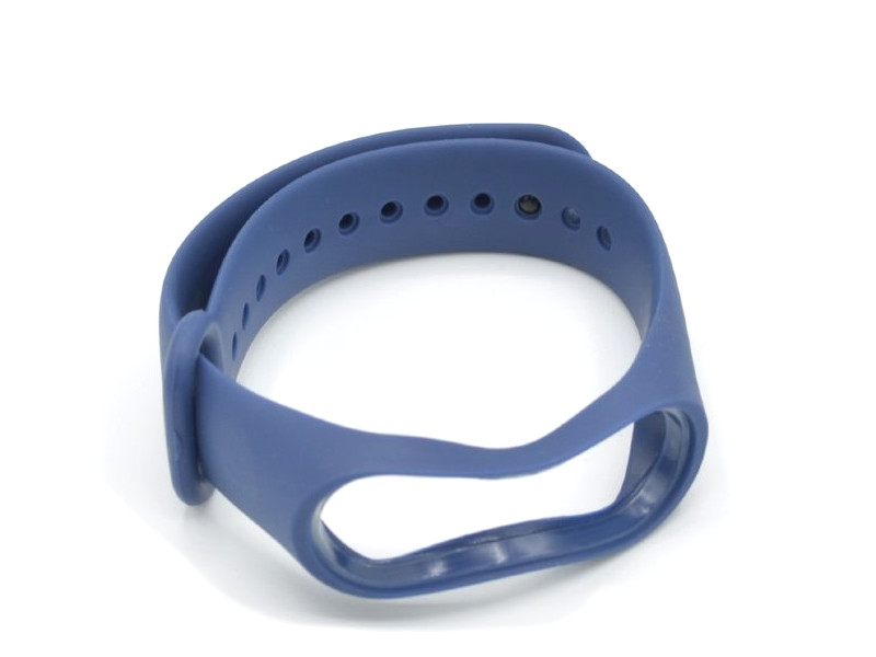 Aксессуар Ремешок Innovation для Mi Band 3/4 Blue 15213
