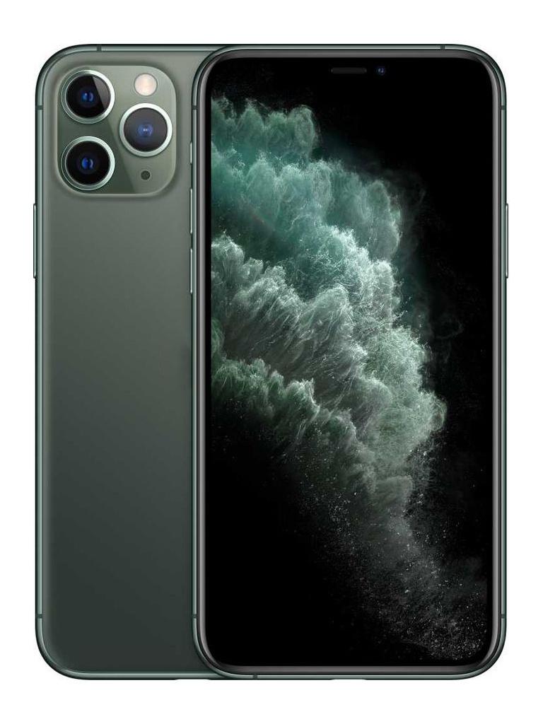 Сотовый телефон APPLE iPhone 11 Pro - 512Gb Midnight Green MWCG2RU/A