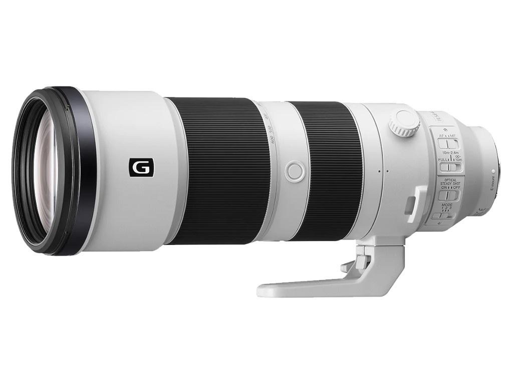 Объектив Sony SEL-200600G FE 200–600mm F/5.6–6.3G OSS for NEX