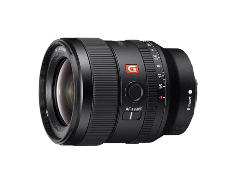 Объектив Sony SEL24F14GM FE 24mm F/1.4 GM