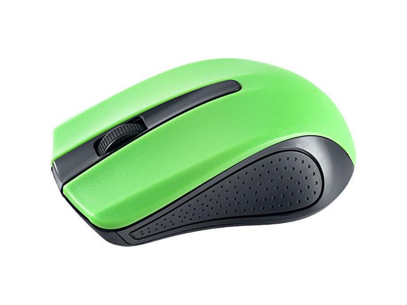 Мышь Perfeo Rainbow Black-Green PF_3437