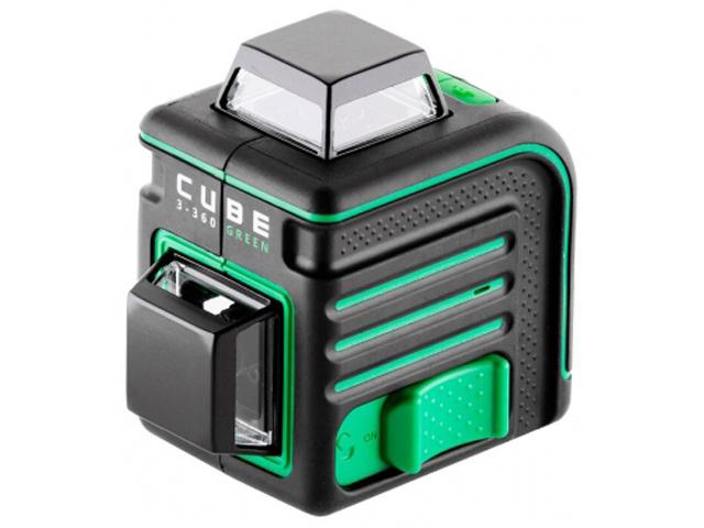 Нивелир ADA Cube 3-360 Green Home Edition А00566