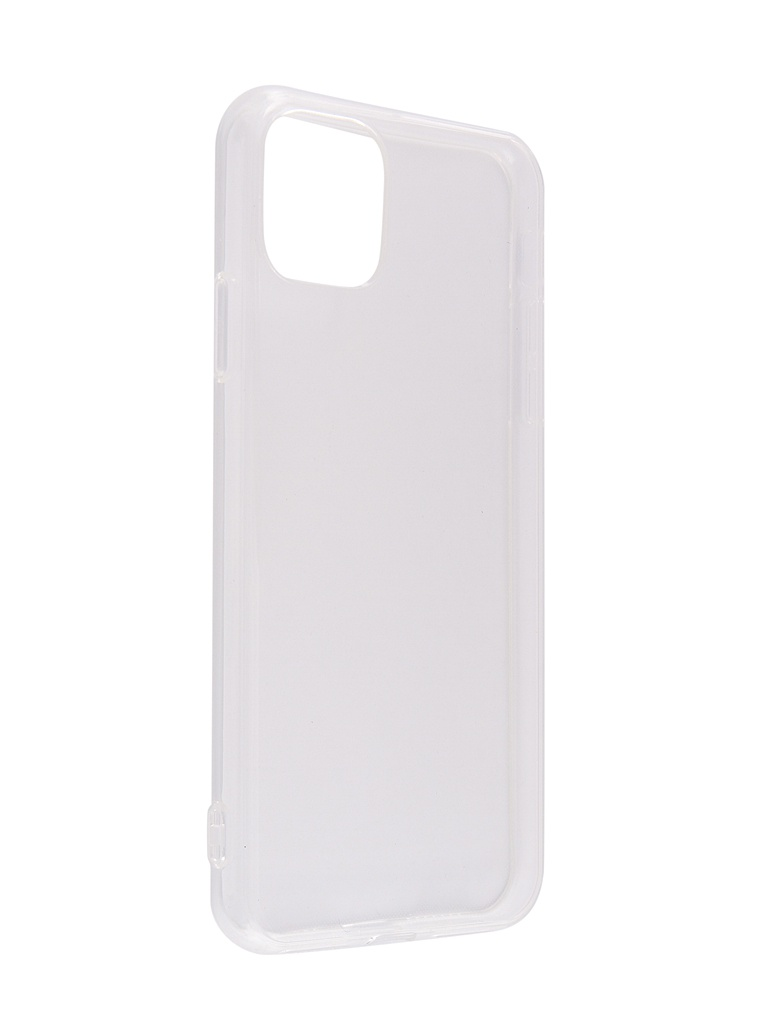 Купить Аксессуар Чехол для APPLE iPhone 11 Pro Max Gurdini 1.5mm Transparent 910142