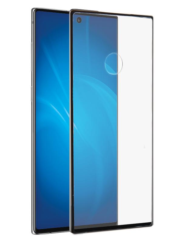 Защитное стекло Zibelino для Samsung Galaxy Note 10 Plus 2019 3D Tempered Glass Black ZTG-3D-SAM-NOT10P-BLK