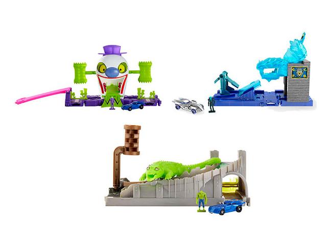 Купить Игрушка Mattel Hot Wheels Готэм Сити GBW50 ()