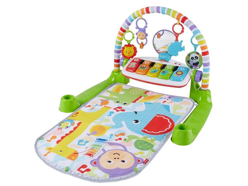 Купить Развивающий коврик Mattel Fisher-price Пианино Делюкс FWT14