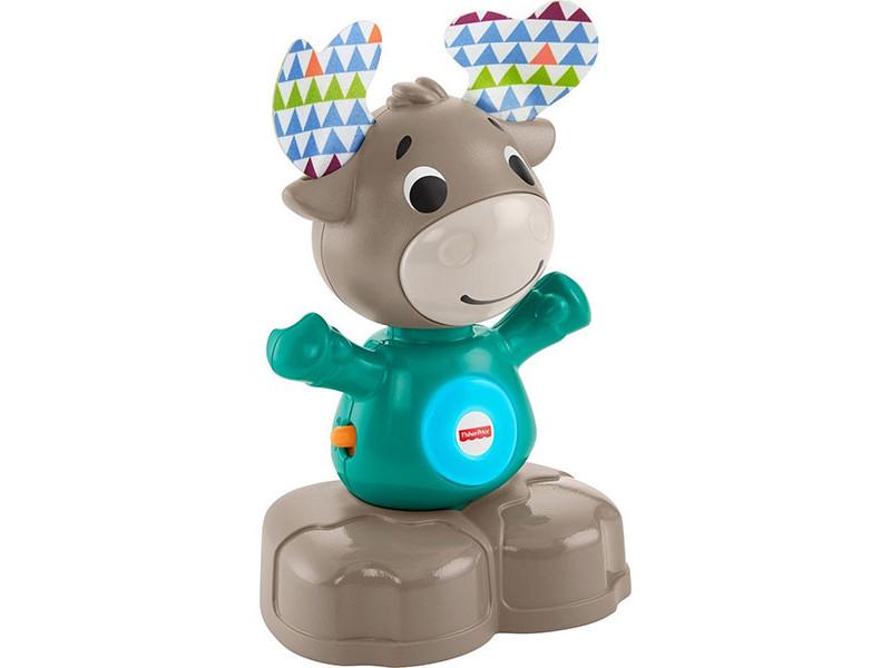 Купить Игрушка Mattel Fisher-price Лось GJB21