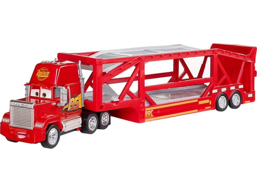 Купить Игрушка Mattel Cars Мак тягач FPX96