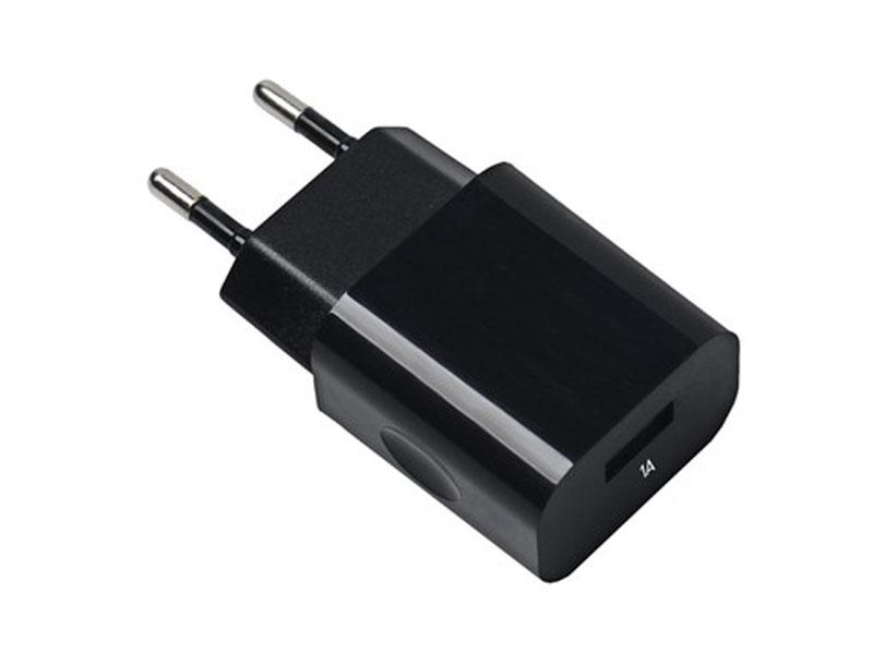 Зарядное устройство Exployd Classic 1A USB Black EX-Z-452