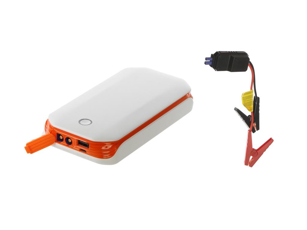 Пусковое устройство Baseus Super Energy Car Jump Starter 8000mAh 5V 2.4A White CRJS01-02