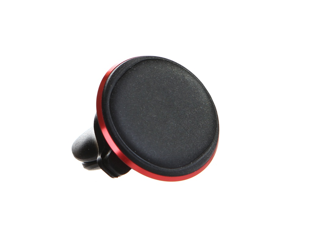 Держатель Baseus Magnetic Air Vent Car Mount Holder with Cable Clip Red SUGX-A09