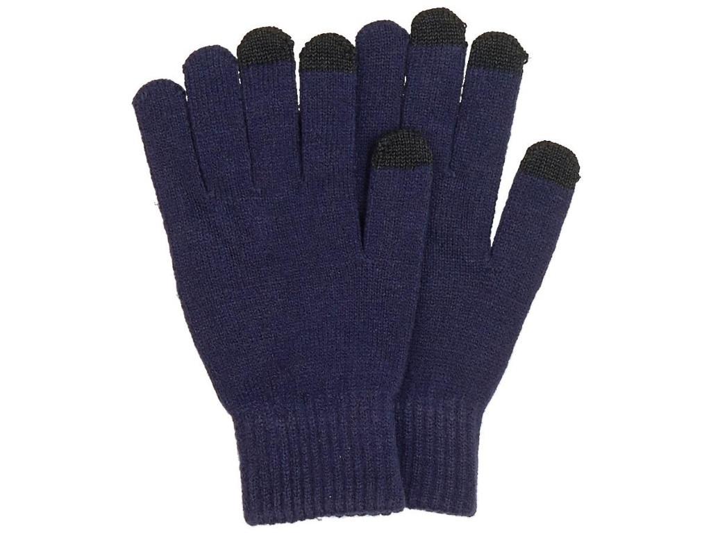 Купить Теплые перчатки для сенсорных дисплеев Territory р.UNI Blue 1514