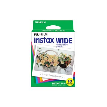 fujifilm s5 pro Fujifilm Wide Glossy 10/2PK для Instax 210 / 300
