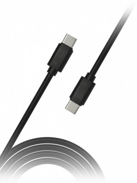 Купить Аксессуар SmartBuy USB 2.0 Type-C - USB Type-C 1m Black iK-3112fc