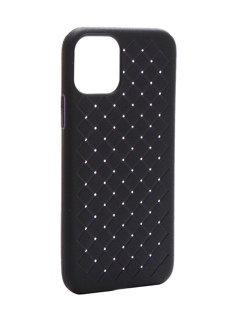 Купить Аксессуар Чехол Krutoff для APPLE iPhone 11 Pro Silicone Blue 12125