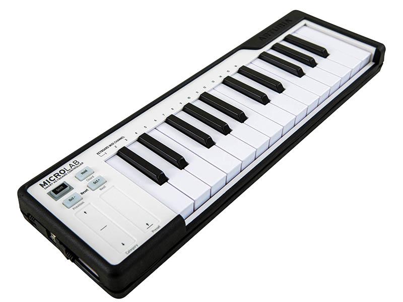 MIDI-клавиатура Arturia Microlab Black