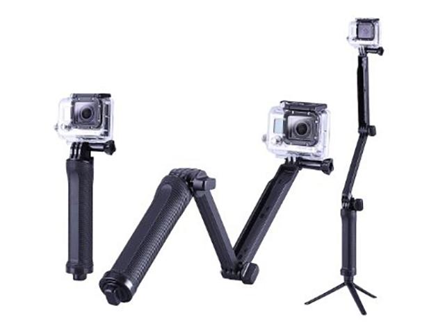 Купить Аксессуар Монопод-штатив Lumiix для GoPro, SJCAM, Xiaomi, Xi Mijia 3-Way