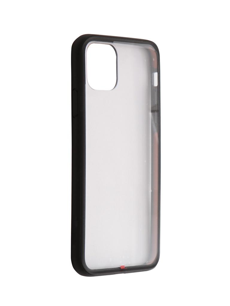 Купить Аксессуар Чехол Hardiz для APPLE iPhone 11 Pro Max ShockProof Case Transparent-Black HRD822304