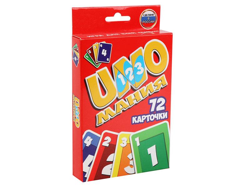 Настольная игра Умные игры UNOмания 4690590159446