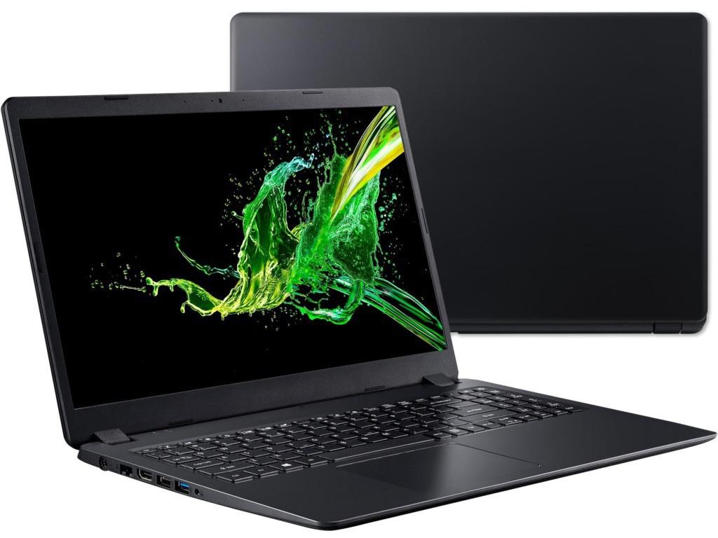 Купить Ноутбук Acer Aspire A315-42G-R910 Black NX.HF8ER.02H (AMD Ryzen 3 3200U 2.6 GHz/4096Mb/128Gb SSD/AMD Radeon 540X 2048Mb/Wi-Fi/Bluetooth/Cam/15.6/1920x1080/Linux)