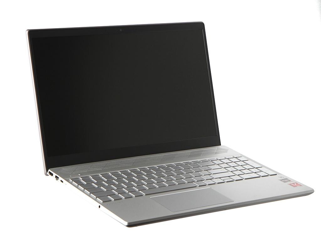 Купить Ноутбук HP Pavilion 15-cw1013ur Silver 7JU02EA (AMD Ryzen 3 3300U 2.1 GHz/4096Mb/256Gb SSD/AMD Radeon Vega 6/Wi-Fi/Bluetooth/Cam/15.6/1366x768/Windows 10 Home 64-bit), HP (Hewlett Packard)