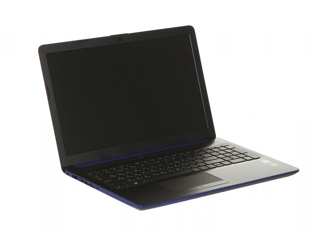 Купить Ноутбук HP 15-da0456ur Blue 7JY07EA (Intel Core i3-7020U 2.3 GHz/8192Mb/1000Gb + 128Gb SSD/nVidia GeForce MX110 2048Mb/Wi-Fi/Bluetooth/Cam/15.6/1366x768/Windows 10 Home 64-bit), HP (Hewlett Packard)